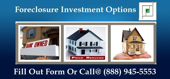 foreclosure investment