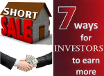 7 Ways to Earn Buying a Short Sale