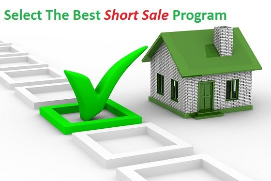 Types of Short sale programs