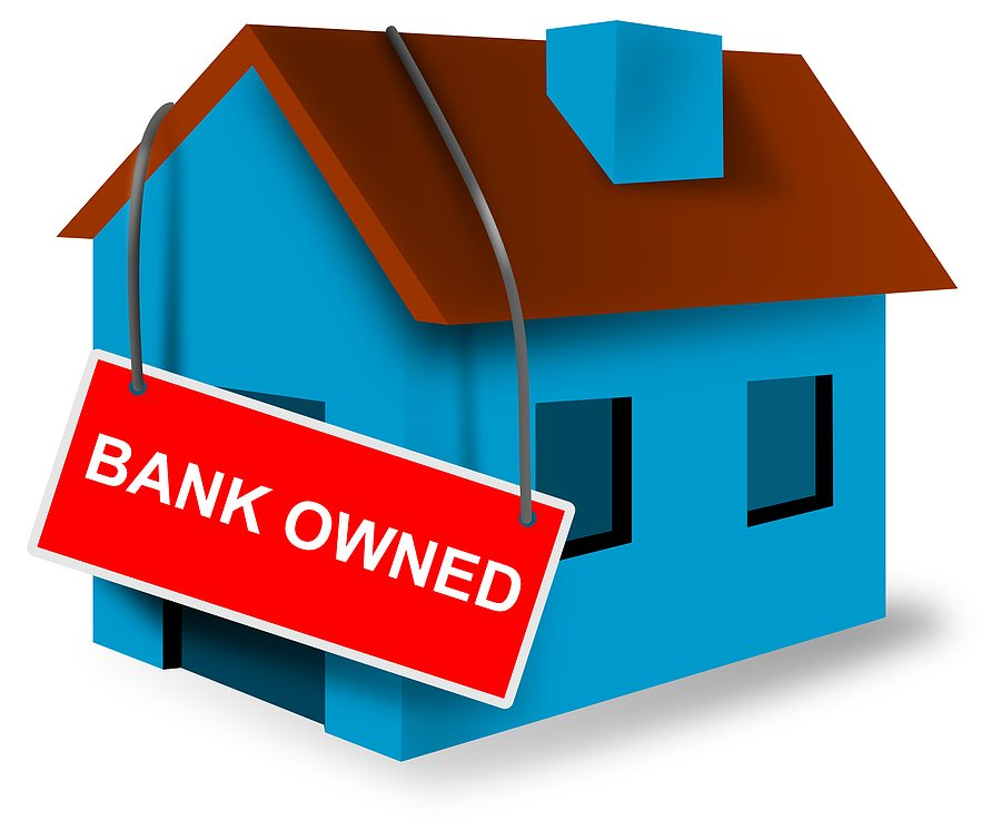 how to buy bank owned properties with no money