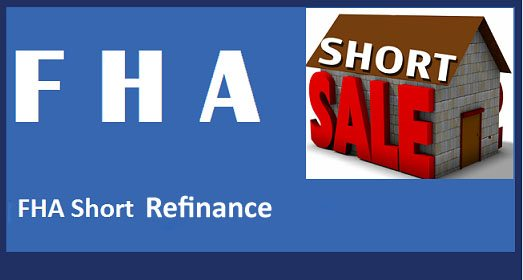 Short sale Refinance