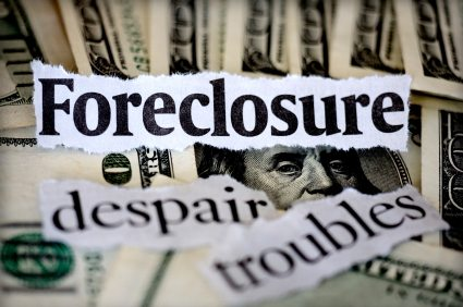 Reasons for foreclosure