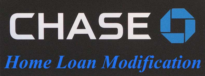 Chase Loan Modification